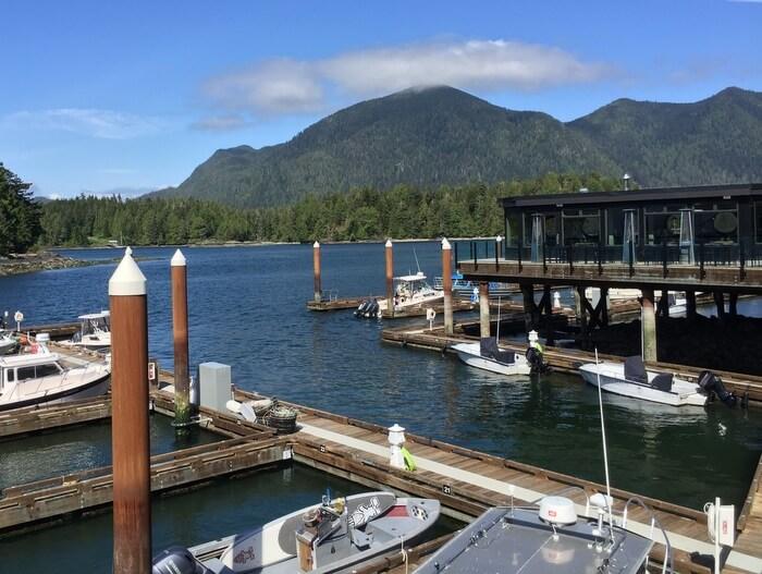 Tofino Resort & Marina, Tofino, BC, Canada