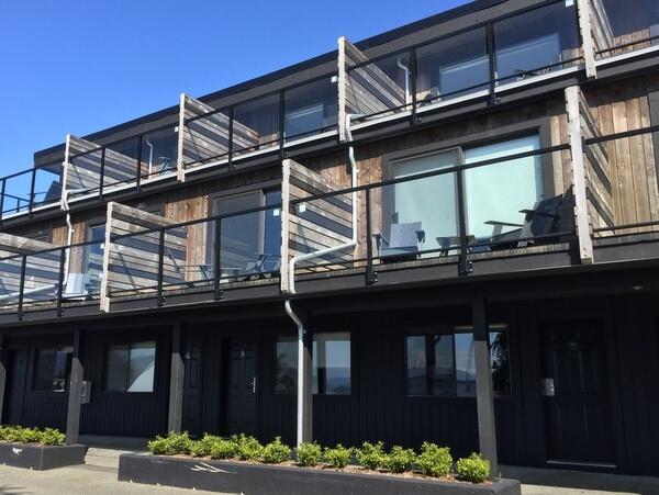 Sitka Building, Tofino Resort & Marina, Tofino, BC, Canada