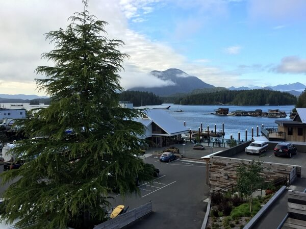 Views, Tofino Resort & Marina, Tofino, BC, Canada