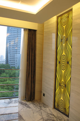 Renaissance Shanghai Caohejing Hotel, China (Photo by Susan McKee)