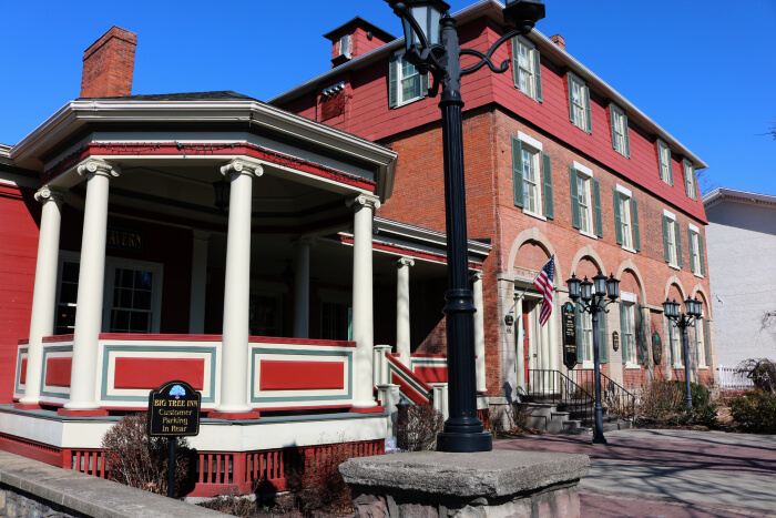 Big Tree Inn: Upscale History in Upstate NY College Town