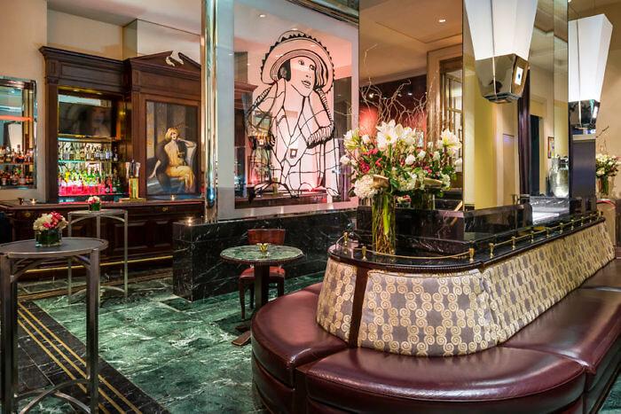 Gaby Brasserie, Sofitel New York