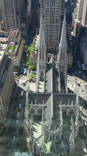 st. patrick's cathedral, lotte ny palace