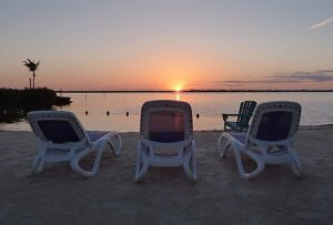 Fun Parmer's Resort on Little Torch Key in Florida