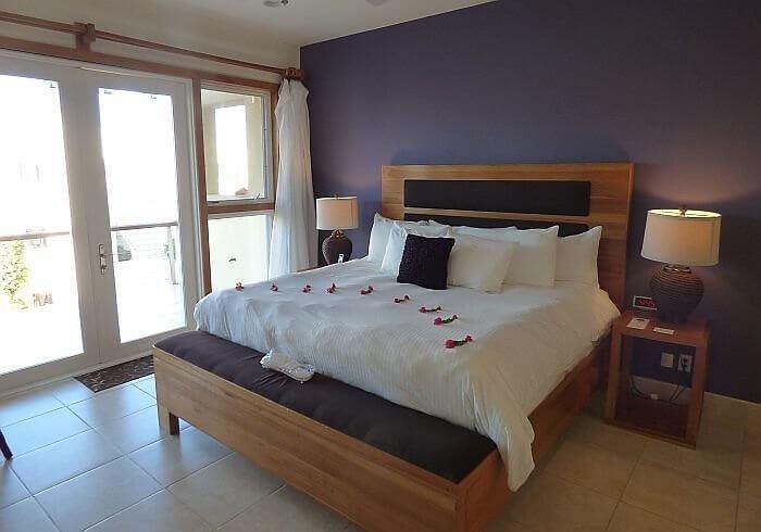 Bedroom at Phoenix Resort Ambergris Caye Belize