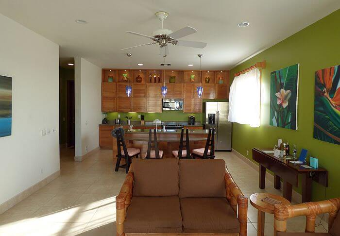 Two bedroom suite at Phoenix Resort Belize