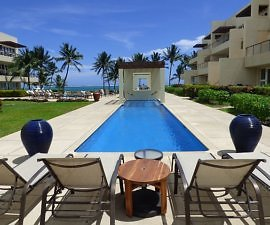 Phoenix Resort Belize Ambergris San Pedro lap pool