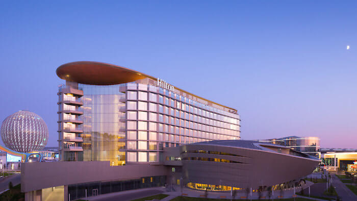 Hilton Astana Central Asia