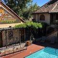 Pool at Rancho Caymus Inn