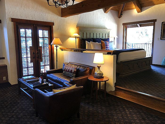 Rancho Caymus Inn Premium Suite