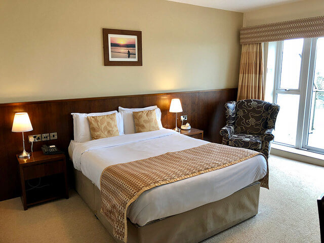 strandhill lodge & suites, balcony room, boutique hotel, strandhill, county sligo, ireland