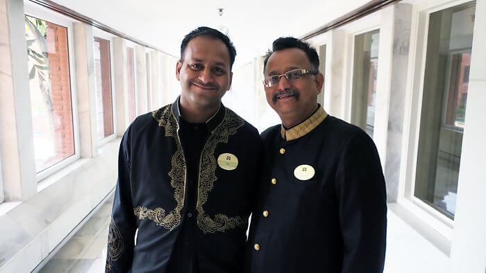 ITC Mughal Agra Personal Butlers