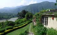 Summit River Lodge on the Trishuli River in Nepal