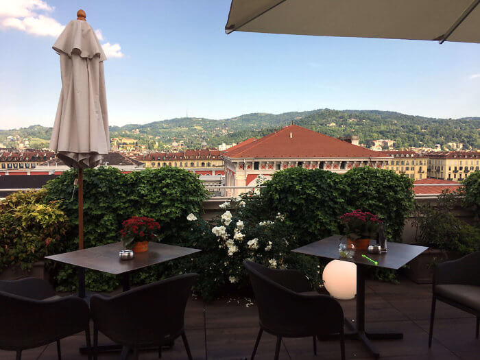 Luxury with a View at the Turin Palace Hotel in Italy