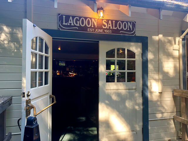 lagoon saloon, waterfall resort alaska, prince of wales island southeast alaska