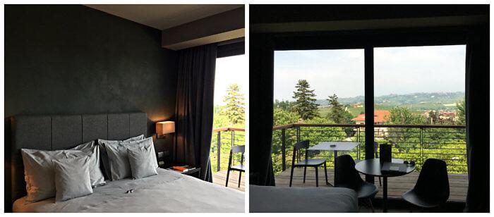 Room at Arborina Relais
