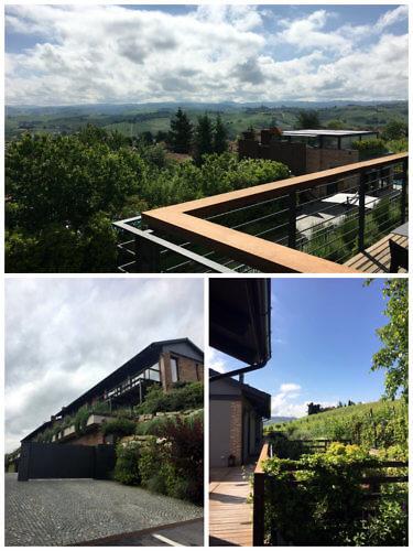 Views from Arborina Relais