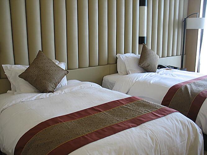 Regalia Hotel, Hangzhong, China (Photo by Susan McKee)