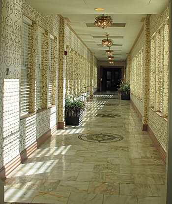 West Baden Springs Hotel, Indiana (Photo by Susan McKee)