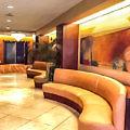 sfo hilton lobby