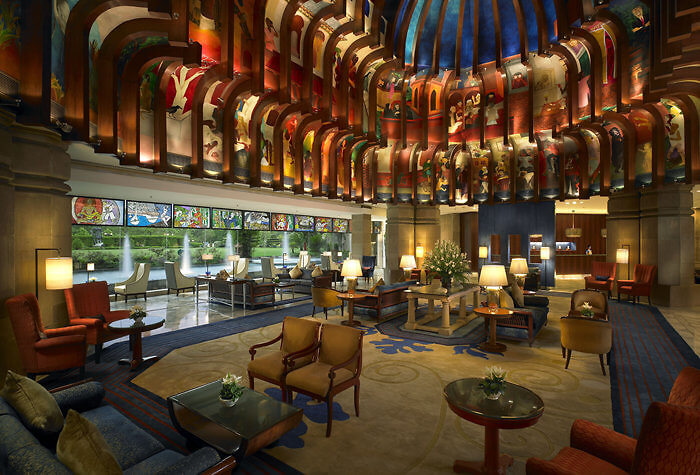 Lobby Lounge ITC Maurya