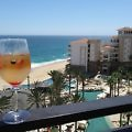 Grand Solmar balcony view Los Cabos