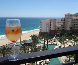 Grand Solmar balcony view Los Cabos