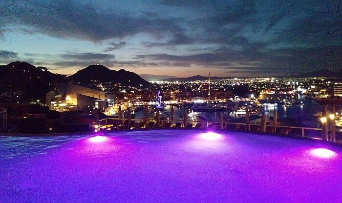 View from The Ridge at Playa Grande Resort Cabo San Lucas