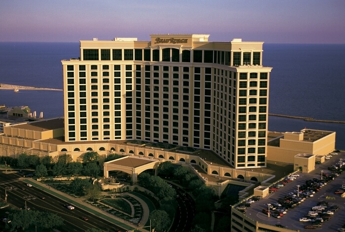 Luxe on the Mississippi Gulf Coast: Beau Rivage Resort & Casino