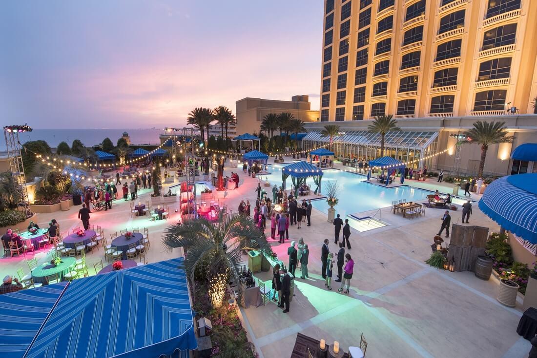 Luxe On The Gulf Coast Beau Rivage Resort Casino