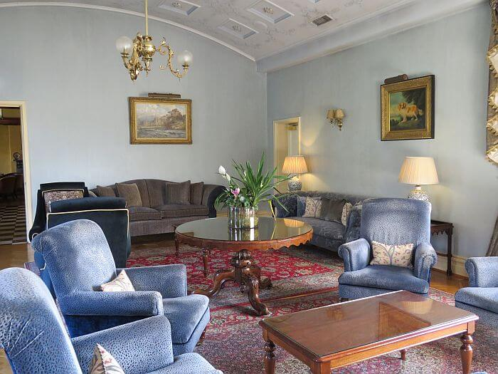 Wine Country Escape at Historic Chateau Yering Hotel