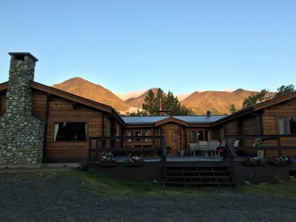 Dalton Trail Lodge, Yukon, Canad