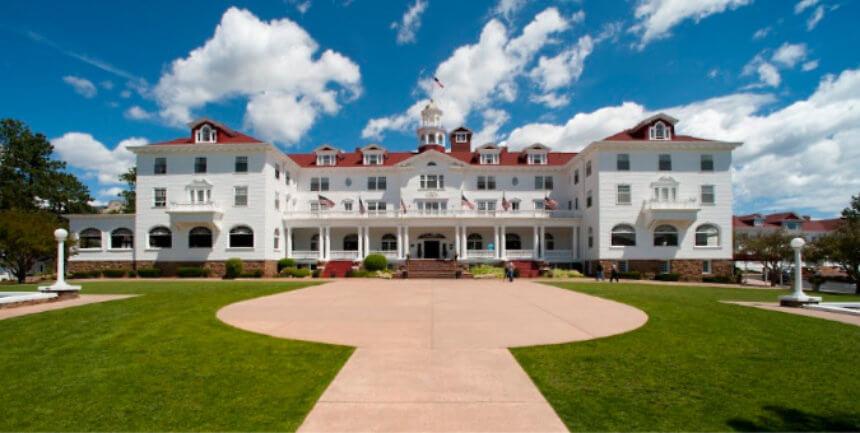 Stanley Hotel Estes Park Colorado