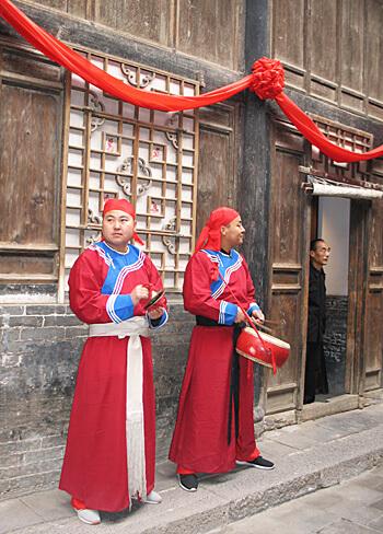 Dangjiacun Village, Hancheng, Shaanxi, China (Photo by Susan McKee)