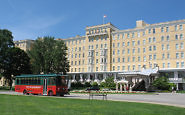 Gambling Key to Rebirth of French Lick Springs Hotel