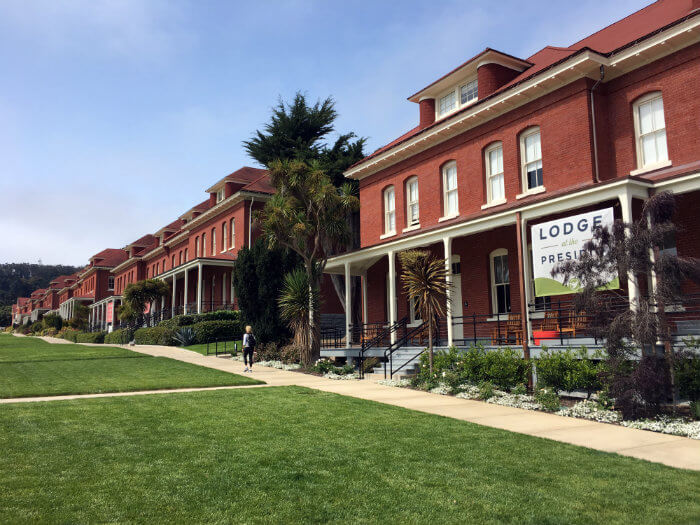 The Inn and the Lodge at the Presidio: Two Stunning Hotels in San Francisco's Iconic Park