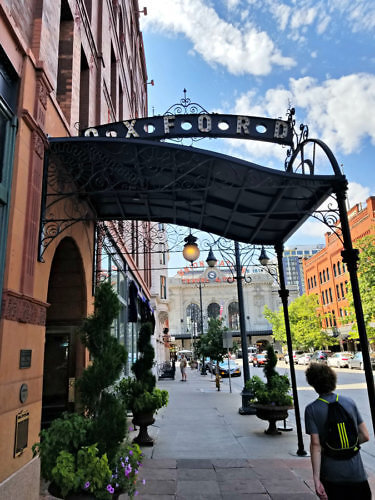 Check into the renovated, historic & romantic Oxford Hotel Denver, Colorado