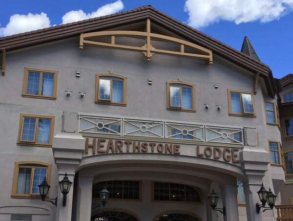 Hearthstone Lodge, Sun Peaks Resort, BC Canada