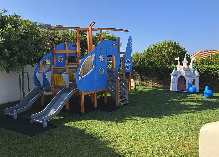 playground at Martinhal Sagres Beach Family Resort