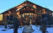 Prairie Creek Inn, Rocky Mountain House, Alberta Canada