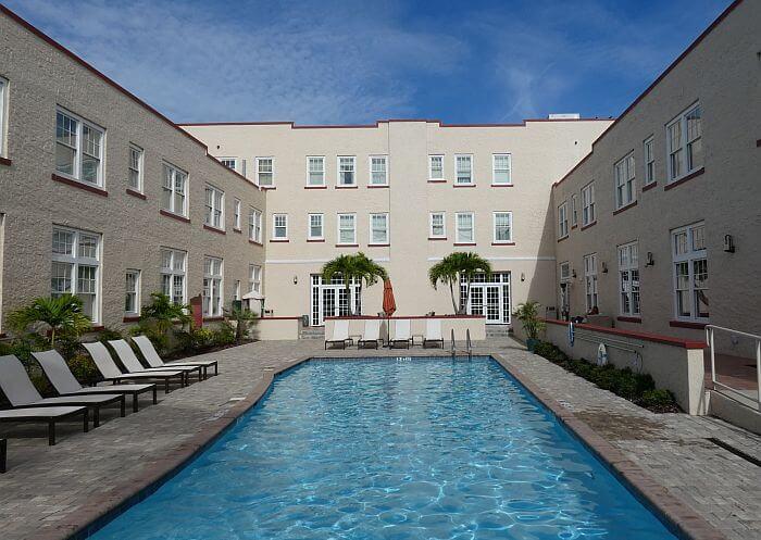 The Fenway Hotel Florida pool