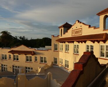Return to Glory at the Fenway Hotel in Dunedin, Florida