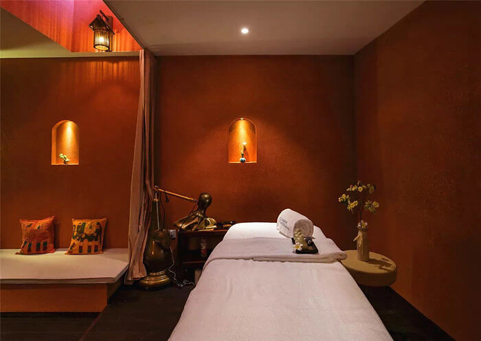 Dasein Youlan Hotel Spa Room