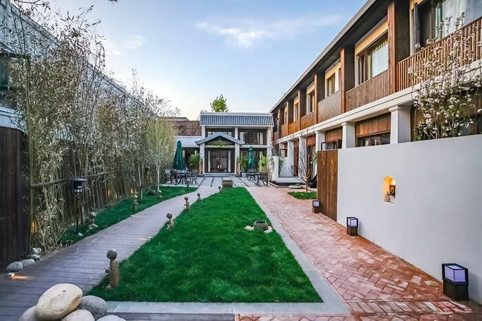 Beijing Dasein Youlan Courtyard