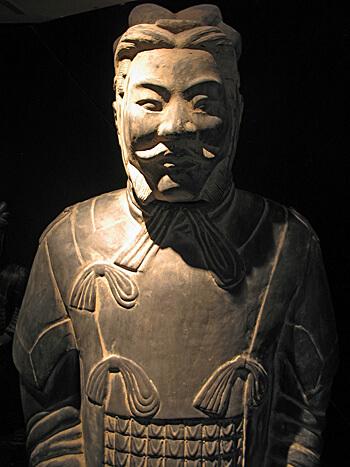 Xi'an China (Photo by Susan McKee)