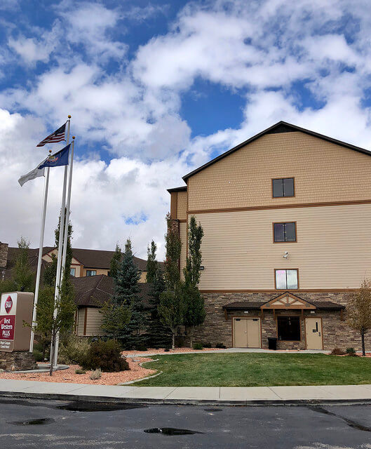 best western plus bryce canyon grand hotel, bryce canyon city hotel