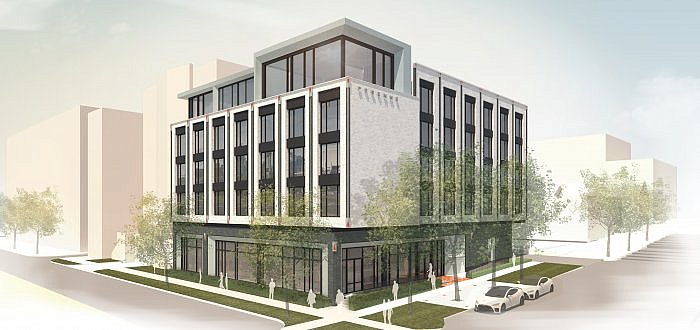 Hotel Perenne Comes to in Denver's LoHi neighborhood, to open summer 2021
