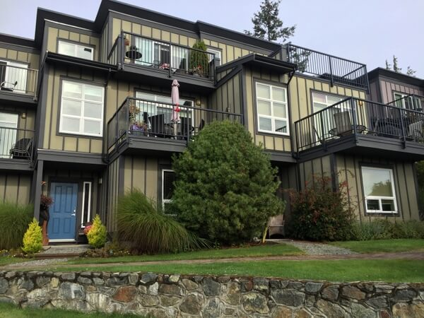 Exterior, Sooke Harbour Resort & Marina, Sooke BC Canada