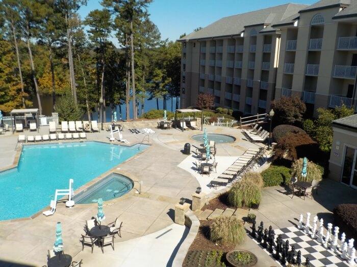 Evergreen Marriott Resort at Stone Mountain Park, GA is an Easy Getaway