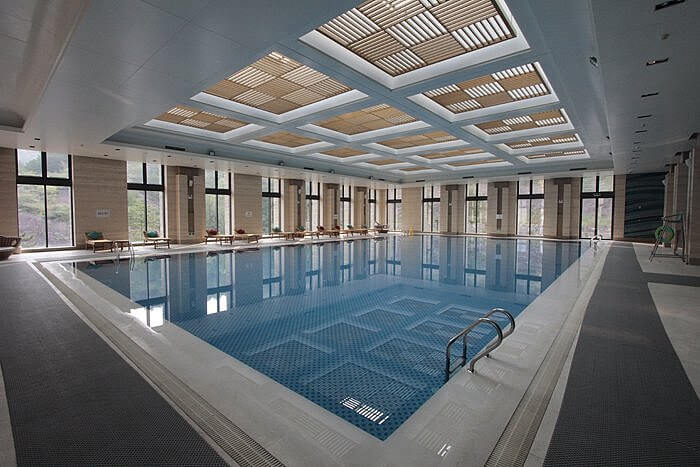 China Gubei Hotel Indoor Pool